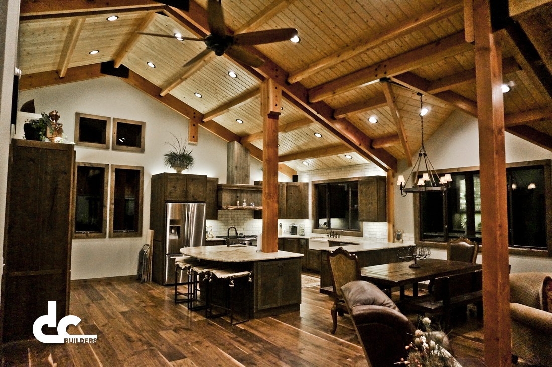 Newnan barn home project dc builders for Barn home builders