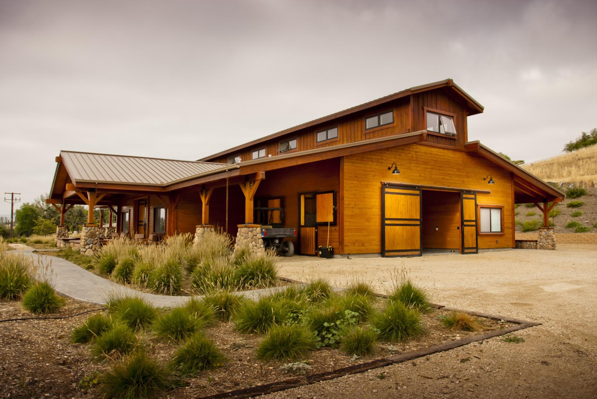 1 77 dc builders for Luxury barn builders