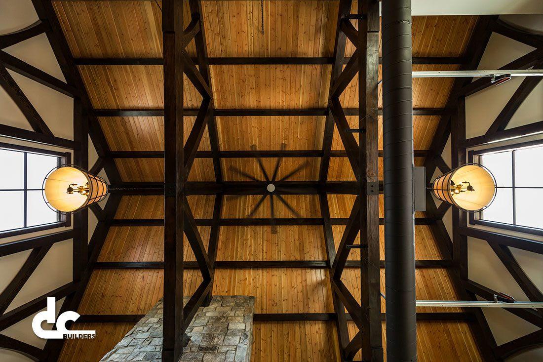 Phenomenal Barn Homes Design Plans Construction Dc Builders Interior Design Ideas Tzicisoteloinfo