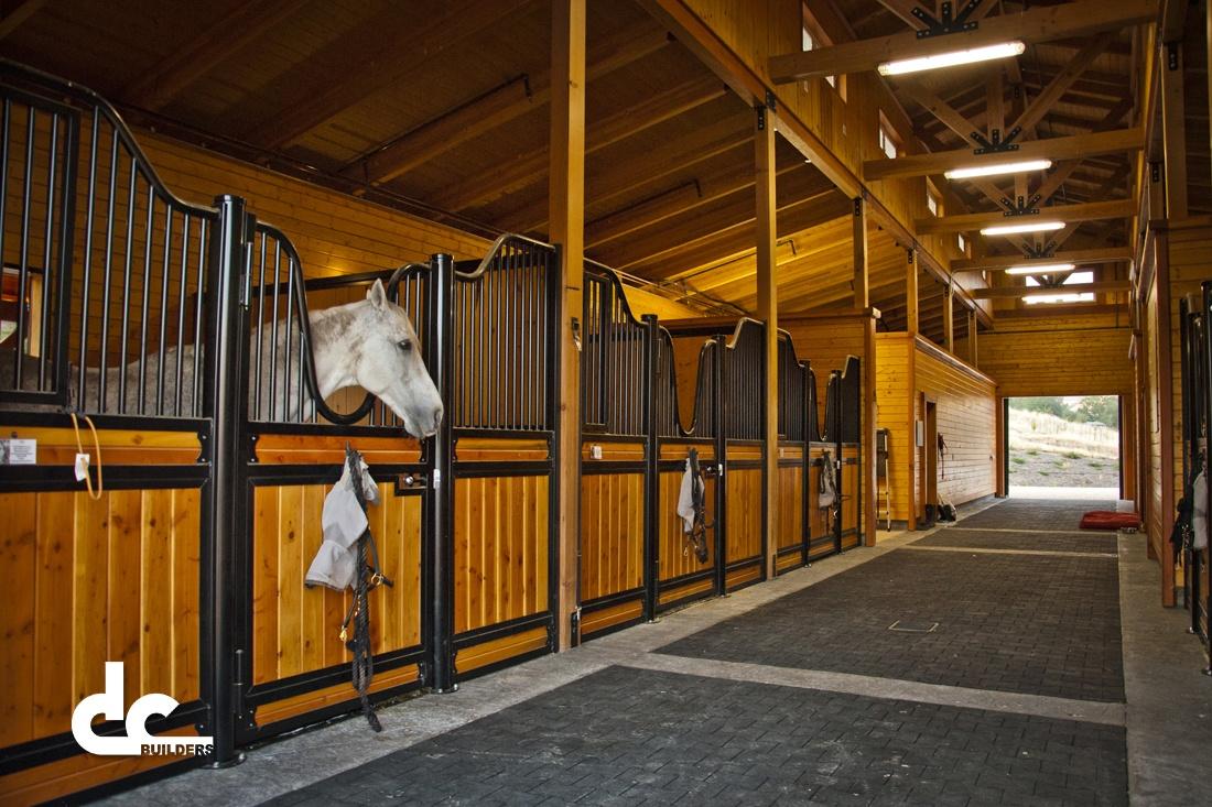 Equestrian Architecture Builders