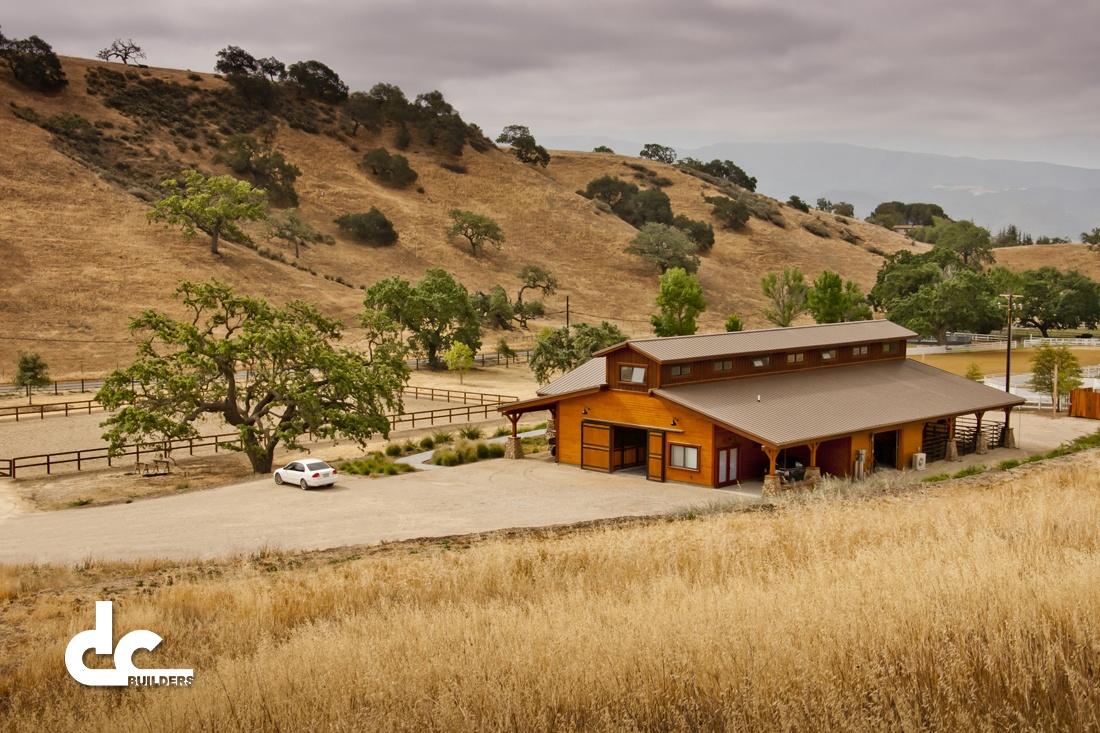 Santa Ynez Horse Barn