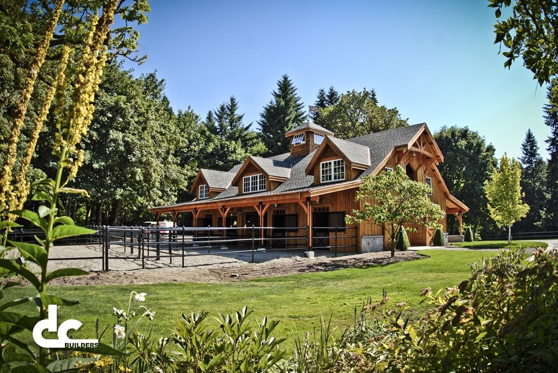 Emejing Horse Barn With Apartment Ideas - Interior Design Ideas ...