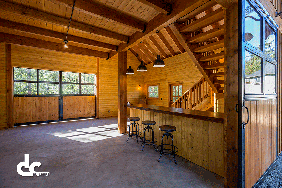 Damascus Party Barn Project Dc Builders