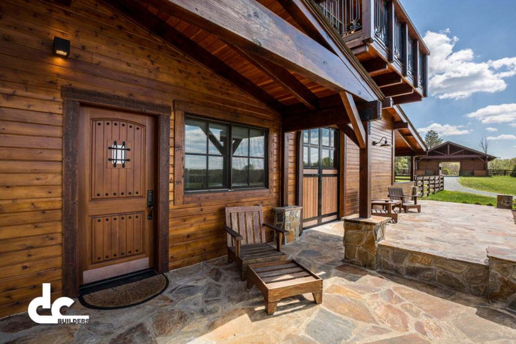 Barn Homes - Design, Plans & Construction | DC Builders
