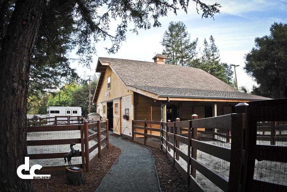 Sonoma Barn Builders Dc Builders