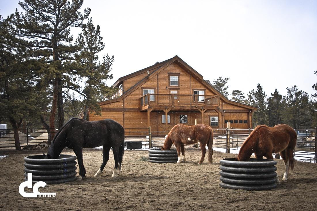 Best Horse Barn With Apartment Photos - Noticiaslatinoamerica.com ...