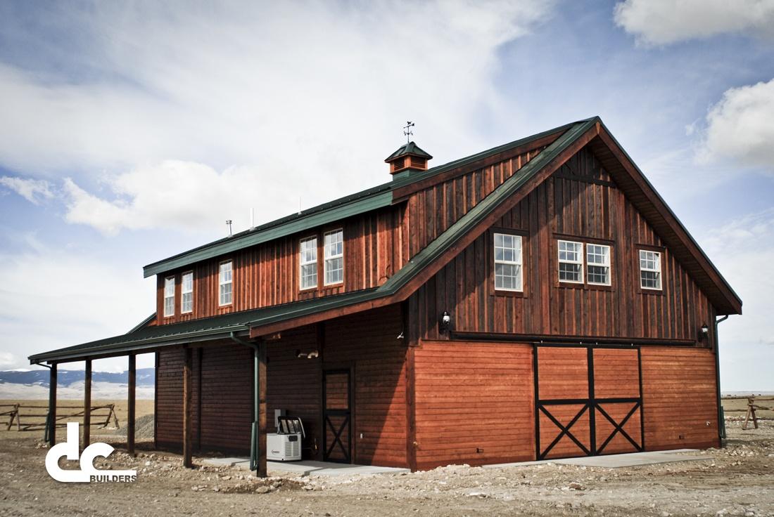 Laramie Barn Project