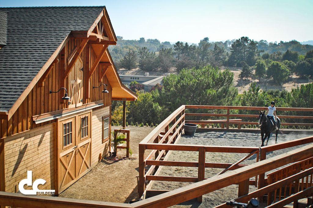 Horse Barn Builders Dc Builders