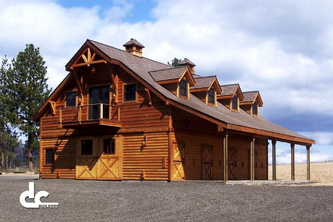 Marvelous 11 MayPine Hollow OR Barn Living Quarters (2)
