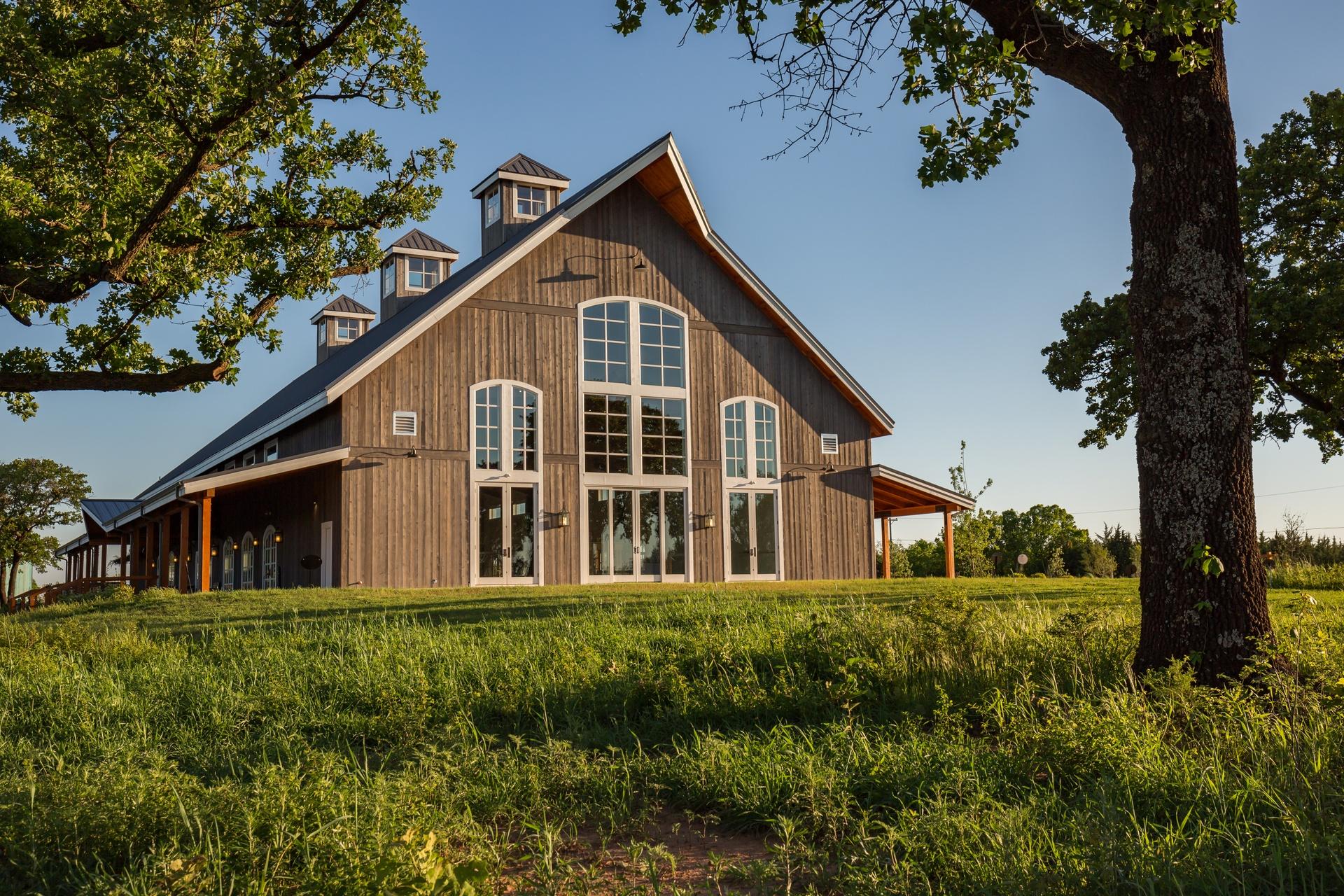 Wedding Barn & Event Venue Builders - DC Builders