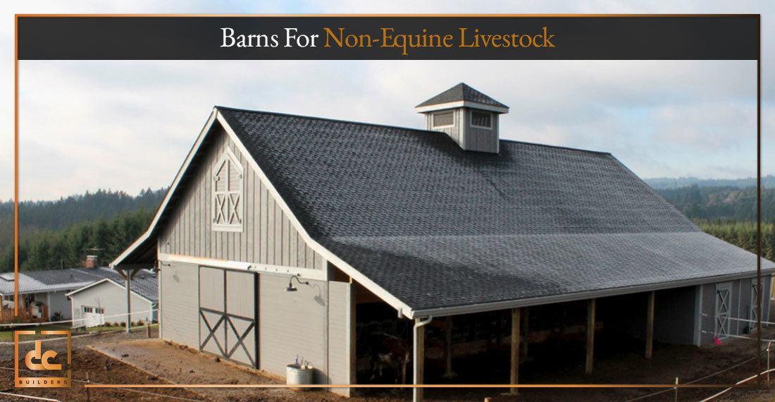 cattle barn designs