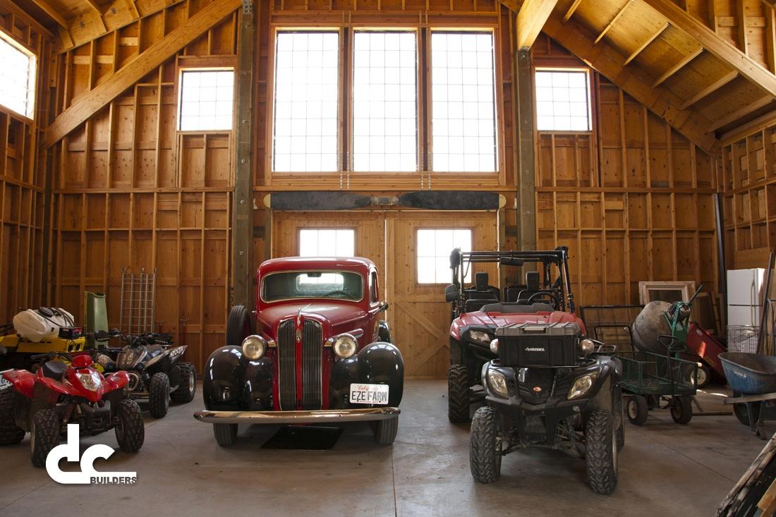 Garages And Workshops Construction