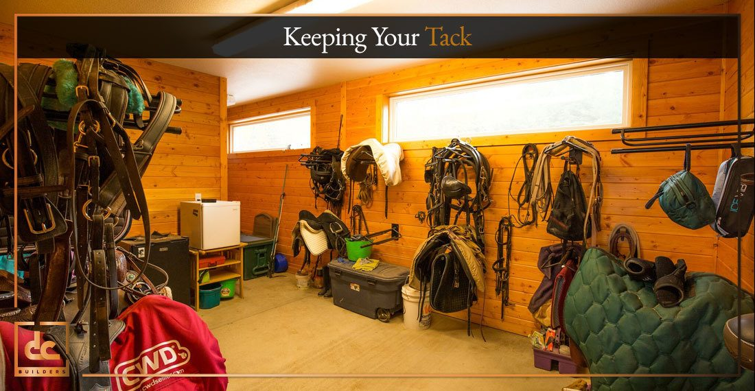 tack room planning