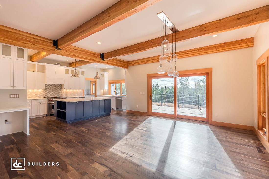 Eugene, Oregon Custom Home Project - DC Builders